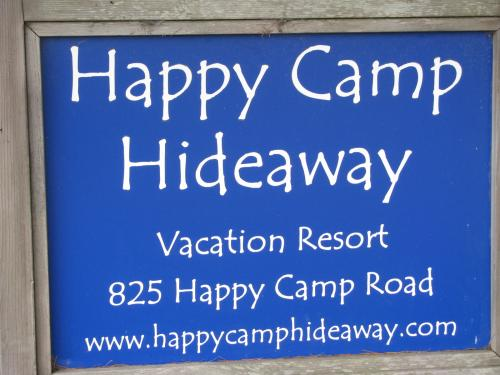 Happy Camp Hideaway