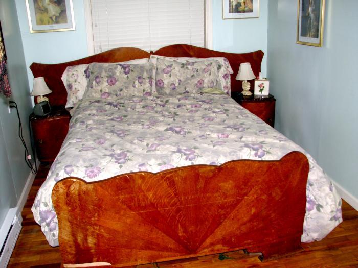 Private Getaway bedroom