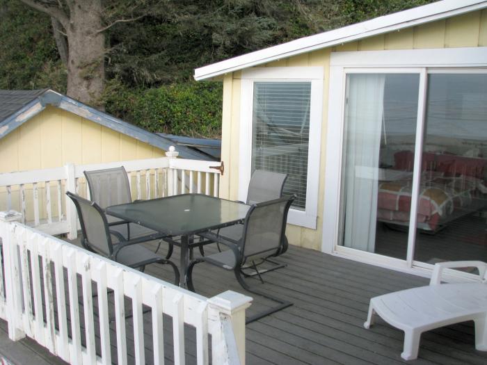 Homestead private deck