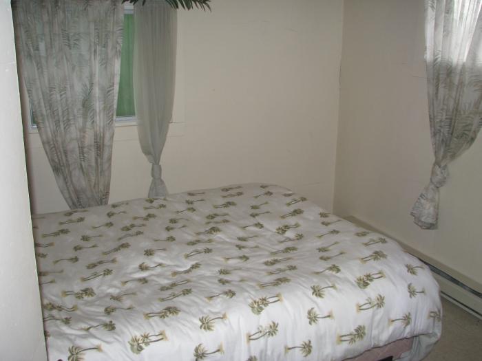 Anchor's Away bedroom