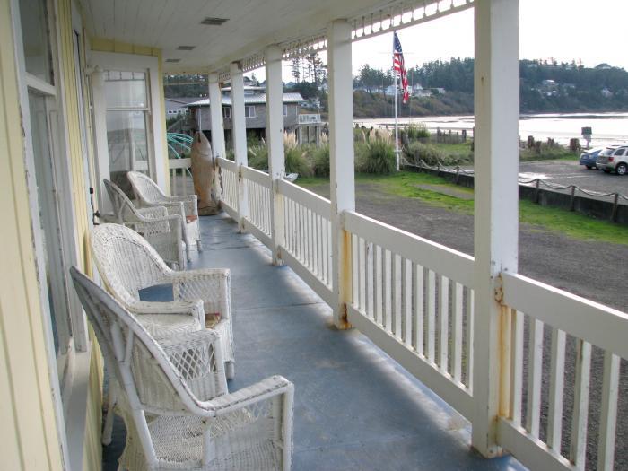 deck Homestead House