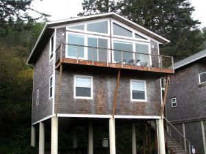 Pelican's Nest three story home