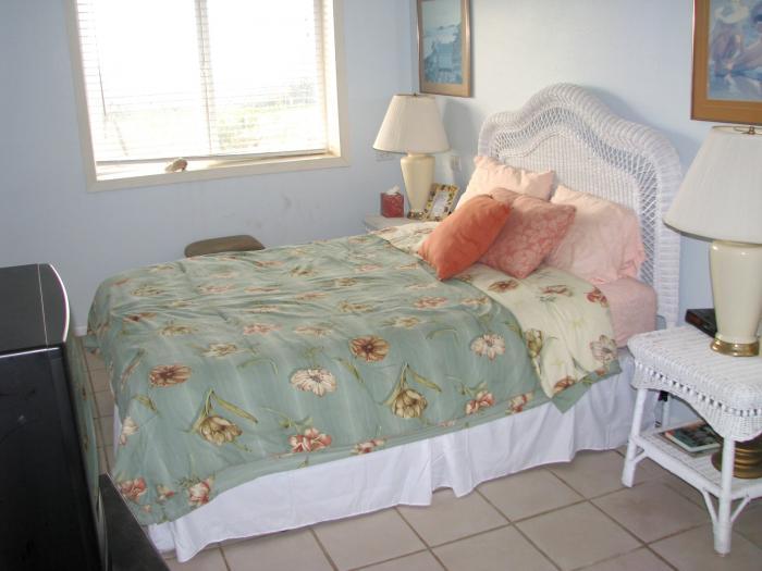 Homestead House bedroom