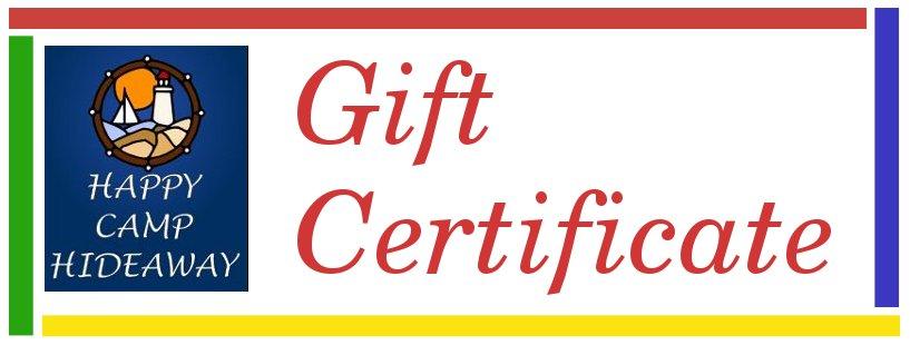 Gift Certificates | Oregon Coast Vacation Rentals In Netarts Bay ...